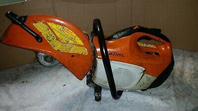 Stihl Ts420 14 Inch Gas Chop Saw
