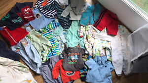 Baby Boy Clothing lot 3 months
