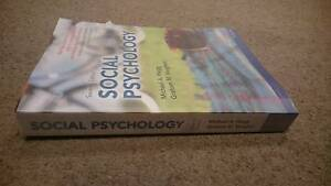 Social Psychology 7th Ed. by Hogg & Vaughan Yallaroi Gwydir Area Preview