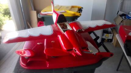 RC plane and New Nitro Engine 0.40