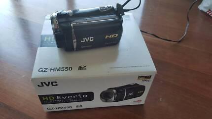 JVC Everio 1080P Video Camera