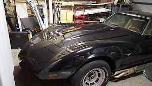 Corvette 79 model with rare 327 Chevy with side pipes Alkimos Wanneroo Area Preview