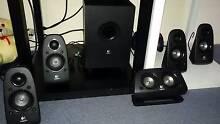 Logitech Z506 5.1 Surround Sound Speakers Parramatta Parramatta Area Preview