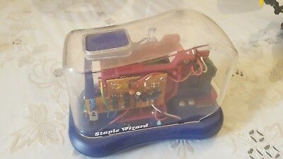 REXEL STAPLE / WIZARD BATTERY OPERATED ELECTRIC