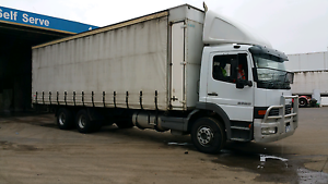 2003 Mercedes Atego 14 pallet 13.3 tonne 280HP Craigieburn Hume Area Preview