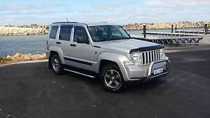 Excellent 2009 Jeep Cherokee Limited 4x4 Mullaloo Joondalup Area Preview