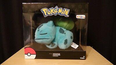 Pokemon Sleeping Bulbasaur Plush Toys R Us Exclusive