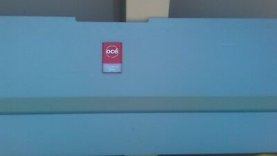 Oce Colorwave 600 Front Cover