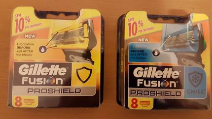Gillette Blades Clearance