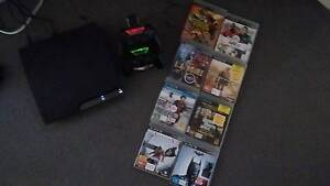 PS3 w/ 8 games, 2 controllers & charger Melbourne CBD Melbourne City Preview