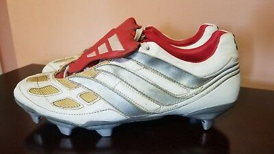 e7936fddf176 Adidas Predator Precision Mania SG soccer shoes football Cleats US 11 UK  10.5