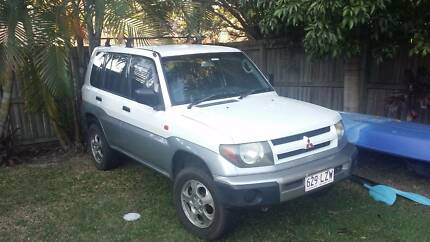 1999 Mitsubishi Pajero IO for wrecking Burleigh Heads Gold Coast South Preview