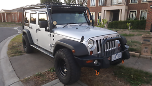 JEEP WRANGLER UNLIMITED Craigieburn Hume Area Preview