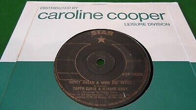 Roots Dub Reggae Horace Andy Tappa Zukie Star 45 Natty Dread  a Weh She Want Buy