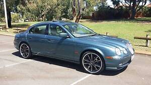2001 Jaguar S Type Sedan Perth Region Preview