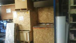 wooden packing crates Milton Brisbane North West Preview