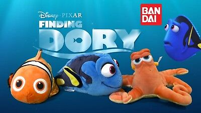Disney Findet Nemo / Finding Dory Plüsch Spielzeug/ Bailey/ Destiny/ Hank ()