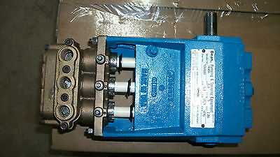 Fmc Bean Pump Model M0406 Ab - Rebuilt