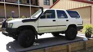 94 Toyota 4 runner 2.8d Hazelbrook Blue Mountains Preview