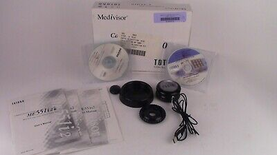 Medivisor Totoku Display Calibration Kit Cal010 Wcalibration Software