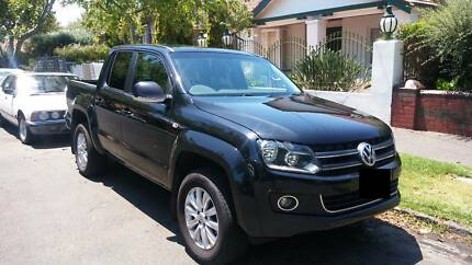 Amarok Highline 4x4 Dual Cab Ute - 2011 (MY2012) Elwood Port Phillip Preview