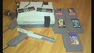 WANTED old Nintendo NES consoles and games Lewisham Marrickville Area Preview