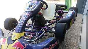 Aarrow AX9 with 125cc Rotax and gear Ipswich Ipswich City Preview
