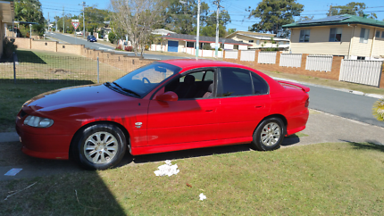 Vx  commodore supercharged v6 02 spac l67