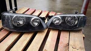 Ford Territory Head Lights Prestons Liverpool Area Preview