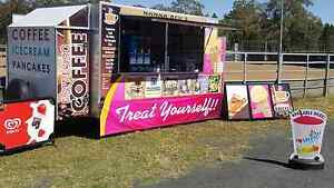 food van / motorhome/business stock and equipment Toowoomba Toowoomba City Preview