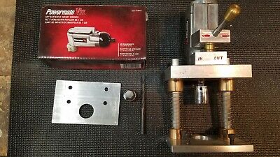 Grizzly G0704 Mill Power Drawbar
