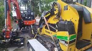 THOR earthworx, Excavator, Bobcat, postholes concrete removal Maitland Maitland Area Preview
