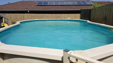 Above ground pool Rowville Knox Area Preview