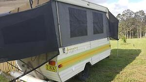 1983 jayco dove renovated Tinonee Greater Taree Area Preview