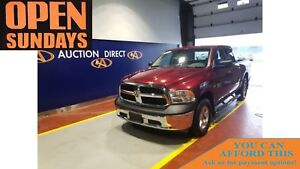 2017 Ram 1500 ST CREW CAB! HEMI! 4X4! FINANCE NOW!