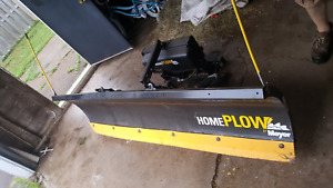 Meyer Home Plow 25000
