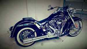 2010 Harley Davidson Heritage Softail custom Currambine Joondalup Area Preview