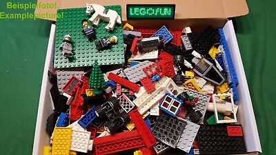 LEGO®  Karton voll Bausteine Bauplatten Figuren Tier Räder! Kreativ-Set TOP! online kaufen
