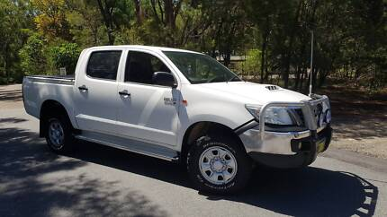 2013 Toyota Hilux SR D4D  Don't wait Inquiry NOW