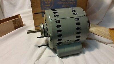 Westinghouse Electric Motor 13 Hp 1725 Rpm 115 Volt 5k505 Nos Nib
