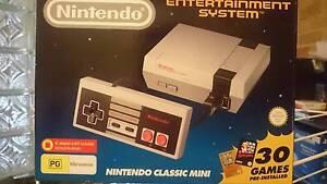 Nintendo Classic Mini NES Charlestown Lake Macquarie Area Preview