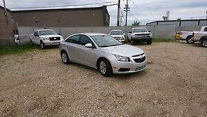 2014 CHEVROLET CRUZE 1LT ***ONE OWNER WITH FULL SERVICE HISTORY