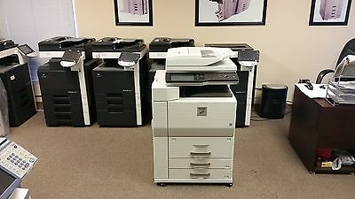 Sharp Mx-m623n Multi-function Copier-printer-scanner