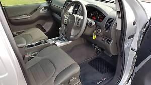 2011 Nissan Navara D40 V6 TD Cairns Cairns City Preview