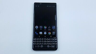 BlackBerry KeyONE (BBB100-1) 32GB Black (AT&T) Smartphone Clean IMEI J3279