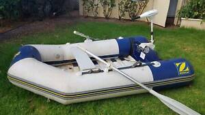 2010 Zodiac Cadet 240 Inflatable Boat