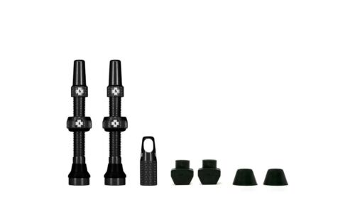 MUC-OFF TUBELESS PRESTA VALVES 44MM / 60MM (PAIR)NEW COLORS! Bike cycling
