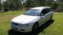 2005 Holden Commodore Wagon Cleveland Redland Area Preview