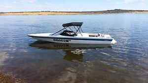 Lewis 350 chev inboard ski boat Inverell Inverell Area Preview
