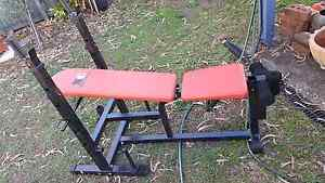 Used bench press Scarborough Redcliffe Area Preview